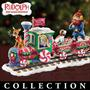 Rudolph'sChristmastown Express Figurine Collection